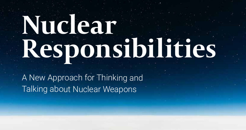 Cover of the BASIC and ICSS Nuclear Responsibilities Report