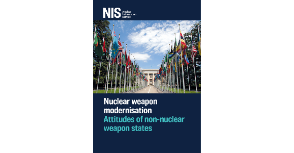 Nuclear Modernisation Briefing Cover